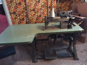 Consew industrial sewing machines