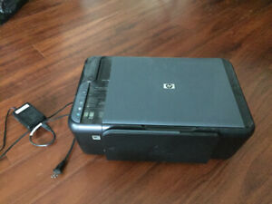 HP printer and scanner - $20 or best offer