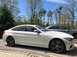 2015 BMW 435i Gran coupé M Performance 1-2 Full Equip, Garantie