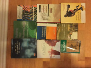 Nursing Textbooks!