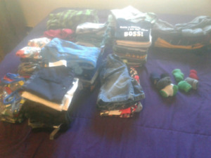 Boys clothing. 12 months-3T