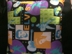 Elvis pillow