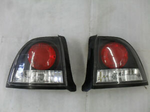 HONDA ACCORD 1994 / 1995 CLEAR TAIL LIGHTS /lumieres arriere