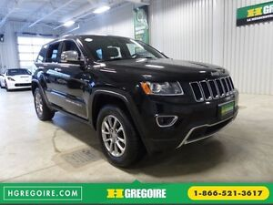 2016 Jeep Grand Cherokee Limited AWD CUIR TOIT CAM A/C