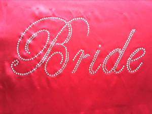 Bridal/ bridesmaid robes