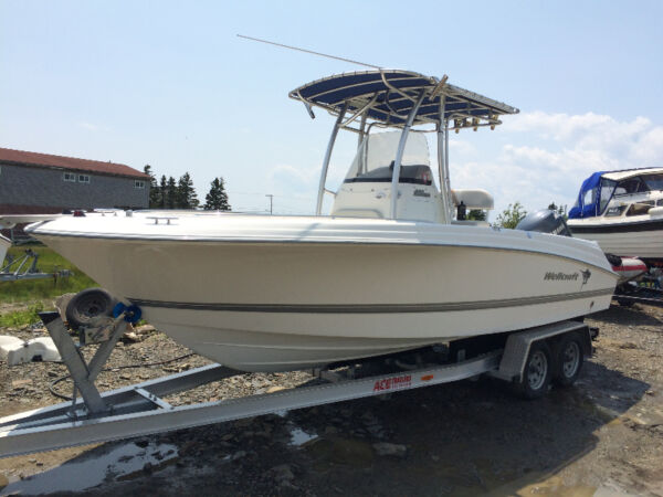 2004 Wellcraft Marine Corp Wellcraft 232 Fisherman