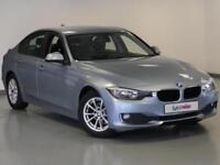 2015 BMW 3 Series 320d EfficientDynamics Business 4dr Step Auto Diesel blue Auto