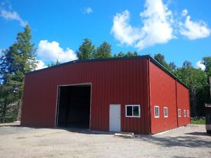 Prestige Steel Buildings.  Call us for a site visit! Sale on Now