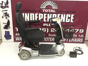 SHOPRIDER 778 Cobra 3/4 wheel scooter. powerchair, jazzy.