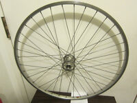 Made in Japan Ambrosio 700 front rim with 36 spokes