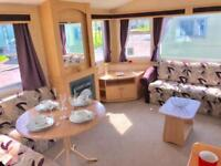 DISCOUNTED STATIC CARAVAN FOR SALE IN GREAT YARMOUTH - NORFOLK - 8 BERTH