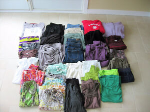 37 Piece Size Small Womens Clothing Lot