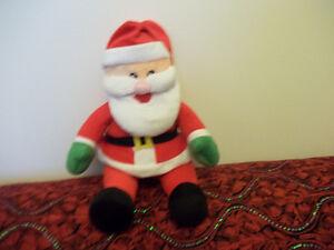 Recherche un Père Noel qui ronfle : J'offre $15.