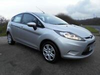 2010 59 FORD FIESTA 1.2 EDGE 5D 59 BHP ** 1 PREVIOUS OWNER , YES ONLY 21K **