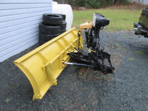 "7,6"" ST Fisher Minute Mount Plow"