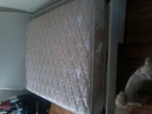 Double searsopaedic mattress for sale