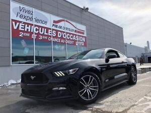 Ford Mustang 2dr Fastback GT+V8+CUIR+A/C+GR.ELEC+WOW! 2016