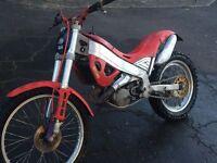 Montesa 314r trials bike 350cc not sherco beta gas gas.