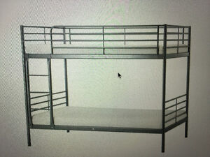 Best offer for bunk bed and computer desk