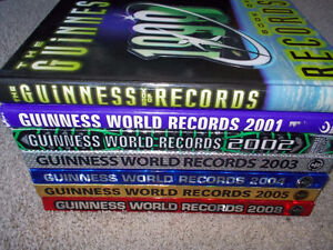 7 Guinness World Record books-Hard Cover London Ontario image 2