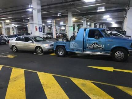 Towing and Roadside Assistance Sydney