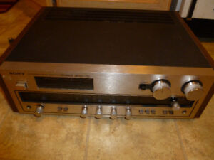 Vintage SONY STR-4800SD, AM/FM Stereo receiver