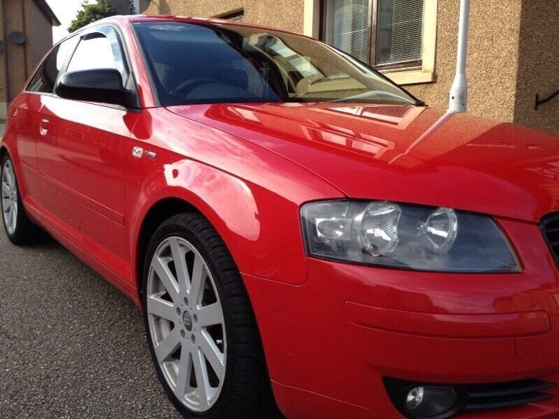 audi a3 2 0 tdi 140 bhp 2004 reduced 2250 bargain in. Black Bedroom Furniture Sets. Home Design Ideas