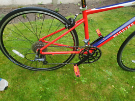 Road Bike. Junior Wiggins Road Bike