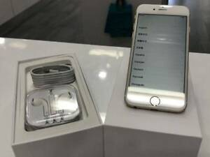 Mint Condition iPhone 6 64gb Gold tax invoice warranty Palm Beach Gold Coast South Preview