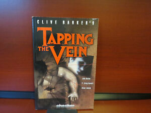 Clive Barker's Tapping the Vein Paperback graphic novel
