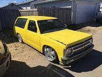 1991 Chevrolet Blazer lowrider/slamed
