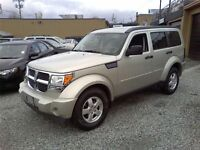 2009 Dodge Nitro SE 1 YEAR WARRANTY incl