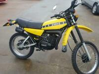 Yamaha DT175MX - Recently Restored - Superb Condition