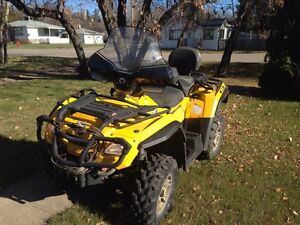 2 2009 can am 400's for sale