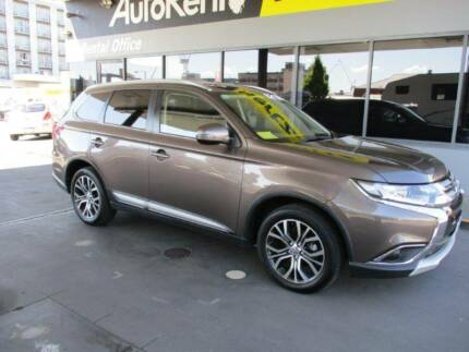 2015 Mitsubishi Outlander - 4WD Automatic Hobart CBD Hobart City Preview
