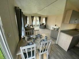 Static caravan Delta Langford 40x13 2bed brand new 2021 model free UK delivery.