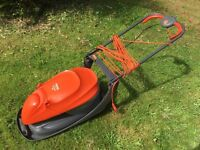 FLYMO Easi Glide 300 Electric Lawnmower - excellent condition hardly used