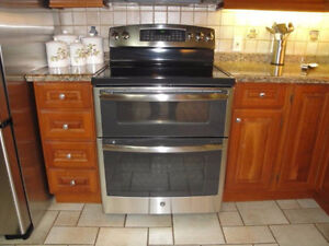 Double Oven electric stove (As New)