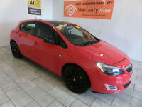 2012 Vauxhall/Opel Astra 1.6i 16v VVT LE Active ***BUY FOR ONLY £31 PER WEEK***