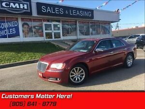2012 Chrysler 300C   LEATHER NAV CAM *CERTIFIED*