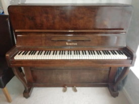 Piano free to collect from Gravesend