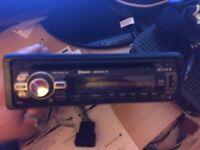 Sony CD player Bluetooth