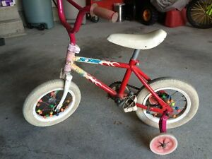 Toddler Girls Bike - Free