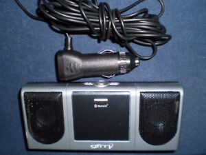 Bluetooth Speakers with 12 volt auto charger cable