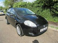 2006 FIAT GRANDE PUNTO 1.2 ACTIVE MANUAL PETROL 5 DOOR HATCHBACK