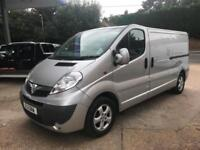 Vauxhall Vivaro 2.0CDTi ( 115ps ) ( EU IV ) 2011MY 2900 LWB *NO VAT*