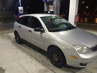 2005 Ford Focus ZX5 1400 obo