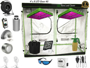 Grow Tents & LED Grow Lights for Indoor Growing - Hydroponics