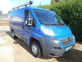 2013 13 CITROEN RELAY 2.2HDI L1H1 SWB LOW ROOF RARE TO FIND THIS VAN 47000 MILES