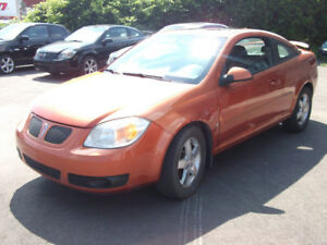 PONTIAC G5 PURSUIT SE 2006 cuir, toit.
